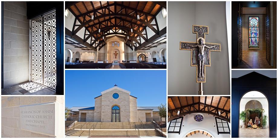 St Francis Frisco >> St Francis Of Assisi Catholic Church Frisco Tx Wedding